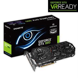 Gigabyte GeForce GTX 980 Windforce OC 4GB GDDR5 Graphics Card