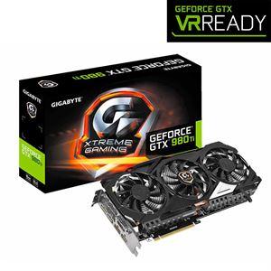Gigabyte GeForce GTX 980Ti Xtreme 6GB GDDR5 Gaming Graphics Card - N98TXTREME-6GD
