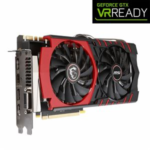 MSI GeForce GTX 980 4GB GDDR5 Gaming Graphics Card
