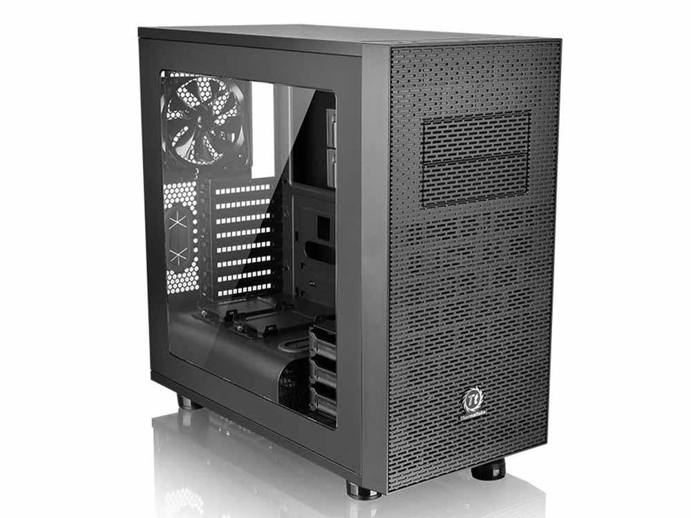 Thermaltake Core X31 Windowed Mid Tower Case - Black