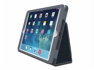 Kensington Comercio Soft Folio Case for iPad Air, Grey - 44423