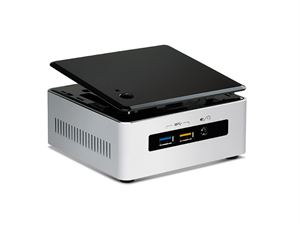 """Intel NUC5I7RYHR I7-5557U, 2xDDR3L SODIMM Slots, 1xM.2, 1xSata 2.5"""", AC-Wireless, Mini-HDMI, Mini-DisplayPort,"""