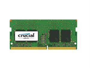 Crucial 4GB  DDR4 2133 MHz CL15 Single Rank SODIMM RAM - CT4G4SFS8213