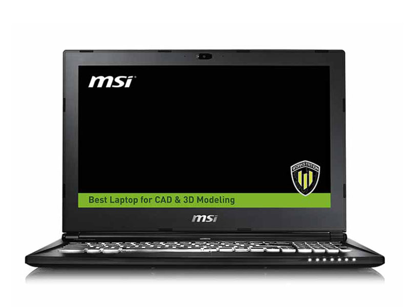 "MSI WS60 15.6"" Full-HD Core i7 M600 Quadro Workstation Laptop - 6QH-085AU"