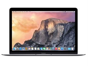 "APPLE MacBook 12"" 1.2Ghz / 512GB / Space Grey"