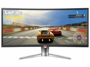 "BenQ XR3501 2560 x 1080 144Hz 35"" Ultrawide Curved Gaming Monitor"