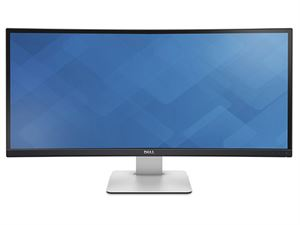 "Dell UltraSharp 34"" IPS UltraWide 3440 x 1440 High End Curved Monitor - U3415W"
