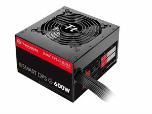 Thermaltake Smart DPS G 600W 80+ Bronze Modular Power Supply