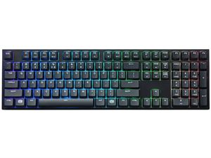 Cooler Master Masterkeys Pro L RGB Mechanical Keyboard - Cherry MX Red