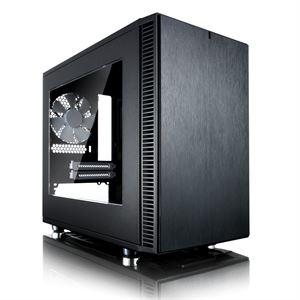 Fractal Design Define Nano S Mid Tower Case With Window Mini ITX