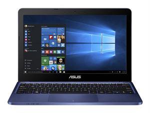 """Asus E200HA-FD0004TS 11.6"""" HD Laptop - Blue"""