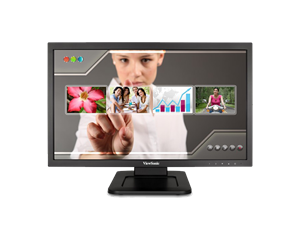 "Viewsonic 21.5"" TD2220 FHD LED Multi-touch Monitor"