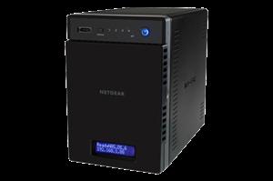 Netgear RN21400-100AJS 4-Bay Diskless NAS