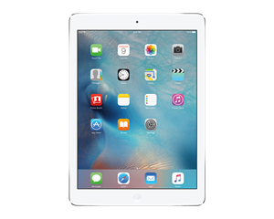 Apple iPad Air Wi-Fi 16GB - Silver