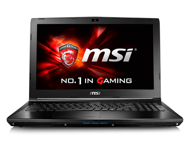 "MSI GL62 6QE-845AU 15.6"" FHD Intel Core i7 Gaming Laptop"