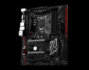 MSI Z170A Gaming Pro Carbon RGB DDR4 Motherboard LGA 1151