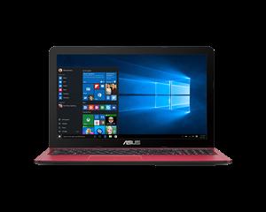 "Asus X540LA-XX139T 15.6"" HD Intel Core i3 Laptop - Red"