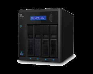 WD 4 Bay My Cloud EX4100 Expert Series - Diskless