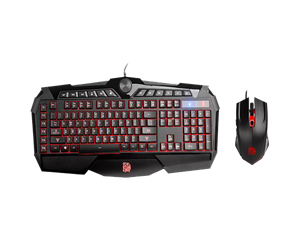 TTeSPORT Challenger Prime RGB Keyboard & Mouse Combo