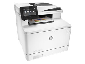 HP LaserJet Pro M477FDW Colour Printer