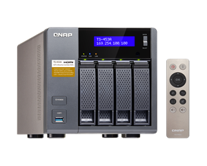 QNAP 4 Bay TS-453A-4G 2 Year Warranty