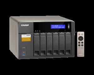 QNAP 6 Bay TS-653A-4G 2 Year Warranty