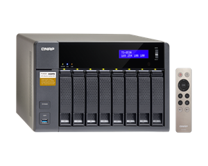 QNAP 8 Bay TS-853A-4G 2 year Warranty