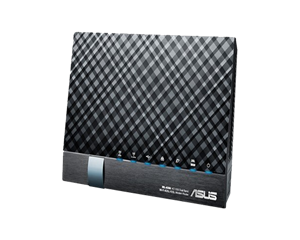 ASUS DSL-AC56U AC1200 Dual Band VDSL/ADSL Modem Router