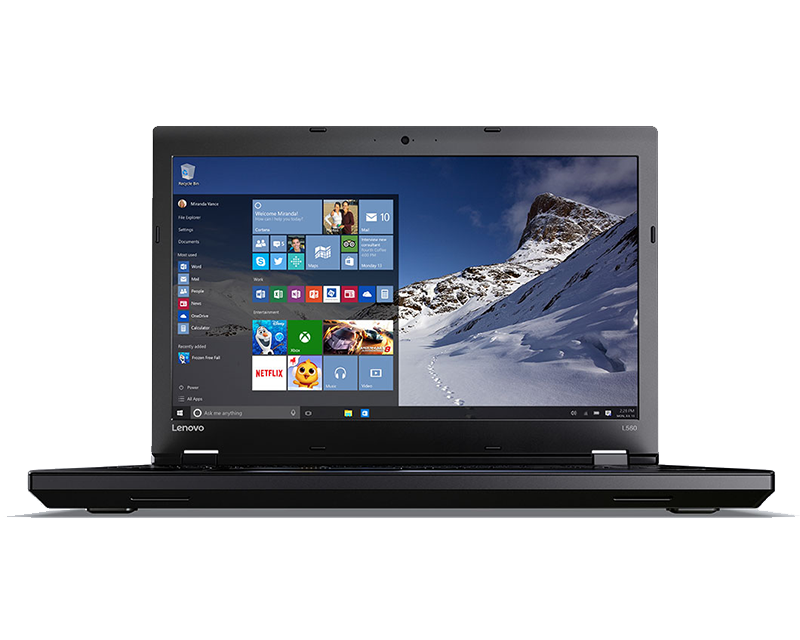 "Lenovo L560 15.6"" HD Intel Core i5 Laptop"