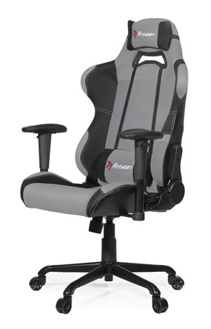 Arozzi Torretta Adjustable Desk Chair - Black & Grey