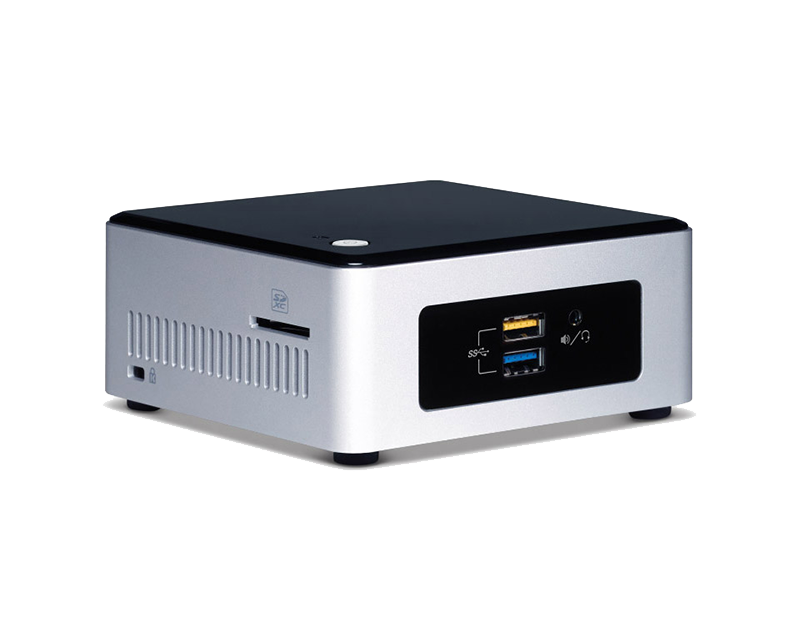 Intel BOXNUC5PGYH0AJ Pentium N3700, 2GB RAM, NUC Mini PC