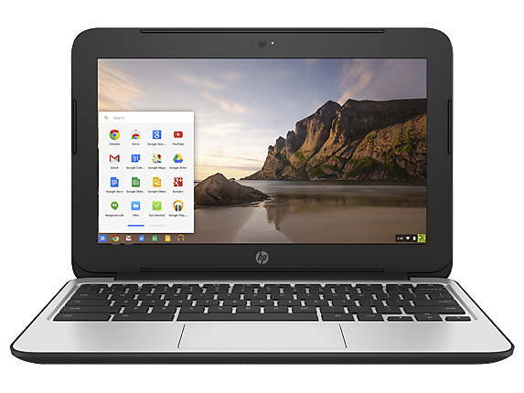"HP Chromebook G4 11"" HD Display Laptop"