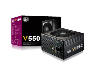 Cooler Master Vanguard 550W 80+ Gold Full Modular PSU