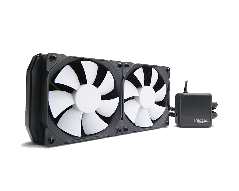 Fractal Design Kelvin S24 All In One Water Cooling