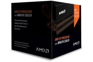 AMD FX-8350 Eight-Core CPU with Wraith Cooler