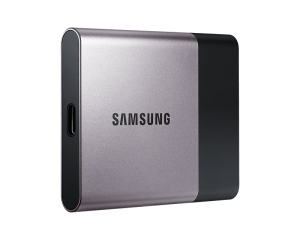 500GB Samsung T3 Portable SSD USB 3.1 Type-C 450Mb/S