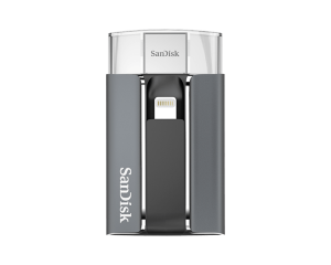 128GB Sandisk iXpand Flash Drive For Iphone & Ipad