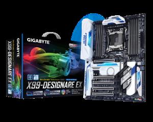 Gigabyte X99 Designare EX Socket 2011-V3 ATX