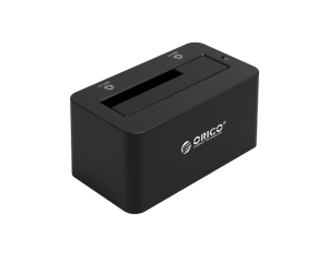 "Orico 2.5"" & 3.5"" SATA3 USB 3.0 External Hard Drive Dock - Black"