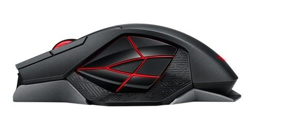 Asus ROG Spatha RBG Gaming Mouse