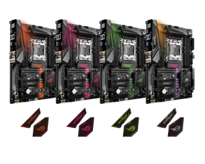 ASUS ROG Strix X99 Gaming 2011-V3 Motherboard