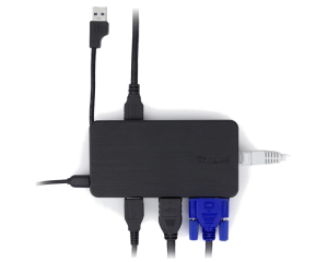 Targus Dock USB 3.0 Dual Video Travel Dock