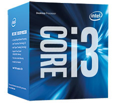 Intel Core i3-6100 Dual-Core 3.7GHz Processor - Socket LGA1151