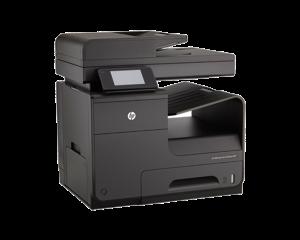 HP Officejet Pro X576DW Multi-Function InkJet Wireless Printer