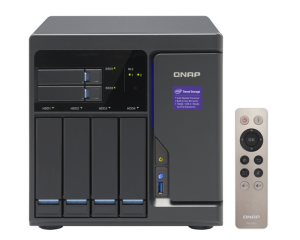 QNAP 6 Bay TVS-682-i3-8GB Turbo NAS