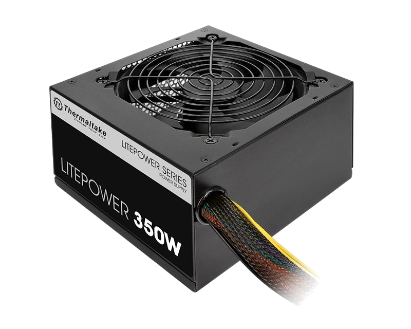 Thermaltake 350W Lightpower Gen2 Power Supply