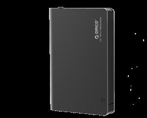 """Orico USB-C 2.5"""" External Hard Drive Enclosure Aluminium"""
