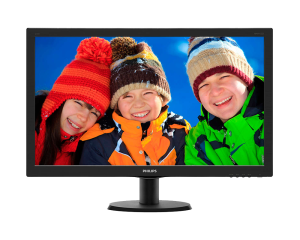 "Philips 27"" FHD Monitor - 273V5QHAB"