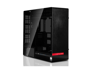 IN WIN 909 Full Tower Aluminium - Black