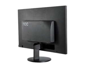 """AOC E2470SWH 23.6"""" 1MS FHD Monitor with Speakers"""